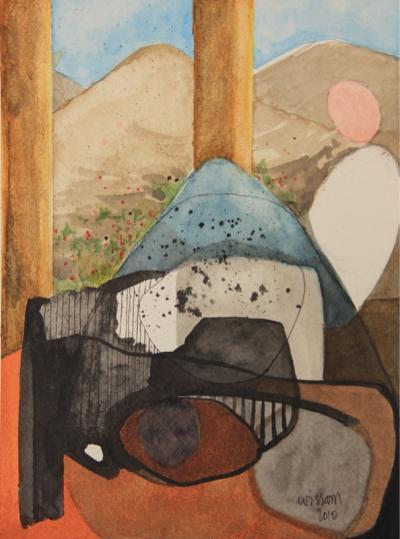 Untitled 46, 2010, 25 x 19 cm