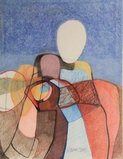 Untitled 45, 2015, 30 x 21 cm