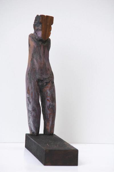 Unkown man, 2011, Height 37 cm