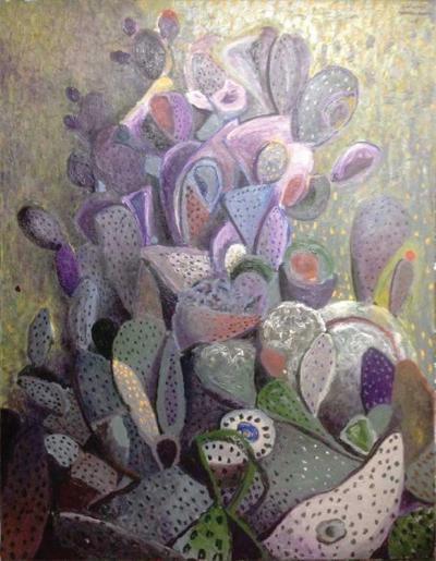 Mohammad Abu Sal, 2015, Oil on canvas, 140x100cm