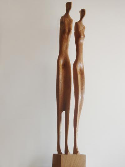 Twin Sisters 2, Iroco, 110 cm