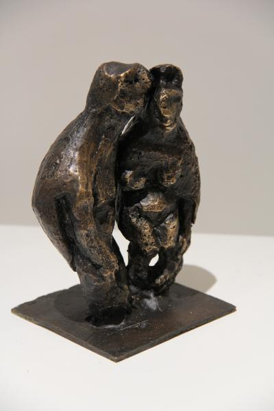 B M 6-Turtles, 2012, Bronze.