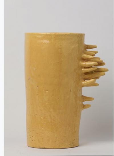 Untitled, Glazed Ceramic, 34.5 x 23 cm