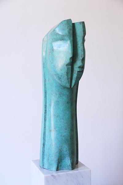 Beirut, marble, 50cm