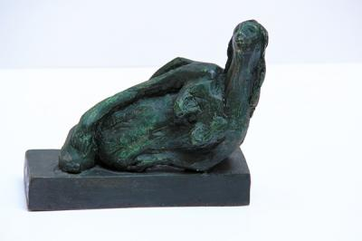 Untitled 21, 2014, bronze, 1/6