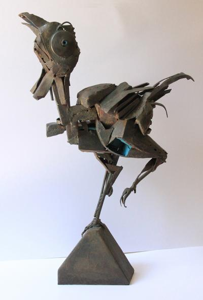 Untitled A2, 2014, bronze