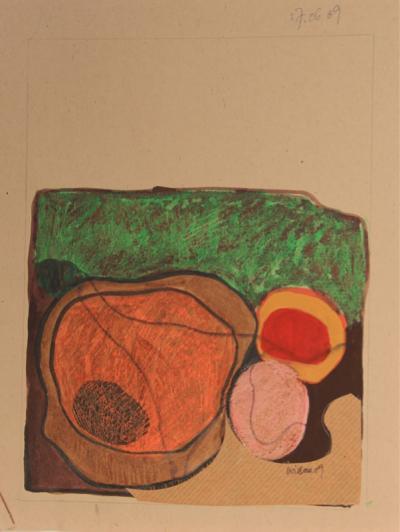 Untitled 59, 2009, 24 x 18 cm