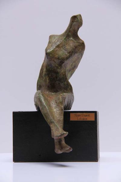 Beirut Prisoner, bronze,  4 / 9