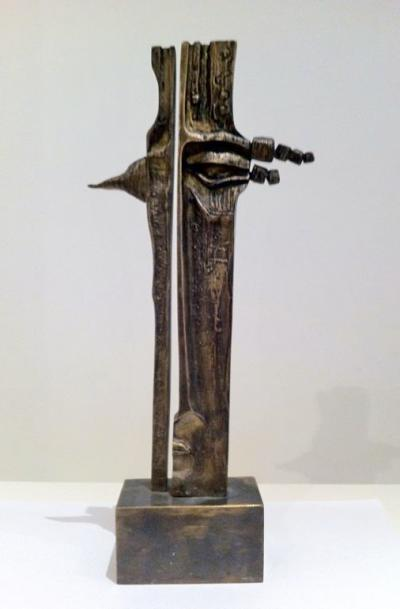Imaginary Transportation, 31x14x4.5 cm, Bronze, E.A.
