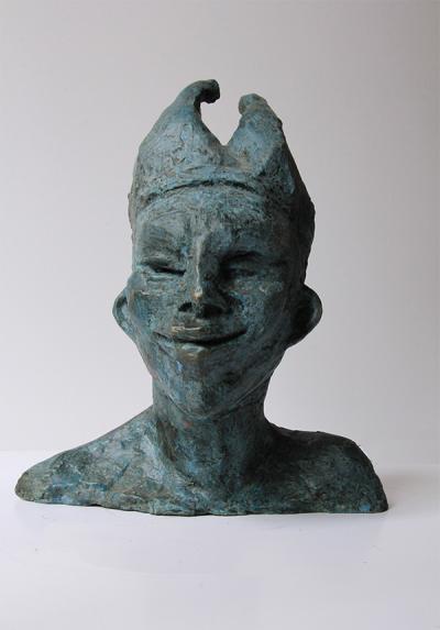 joker 2, 2012, bronze, 1/6