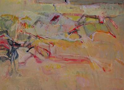 Untitled 4, 2004, acrylic on canvas, 90x110cm
