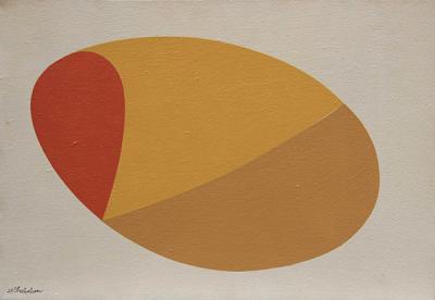 Untitled, 2013 acrylic on canvas, 35x50cm