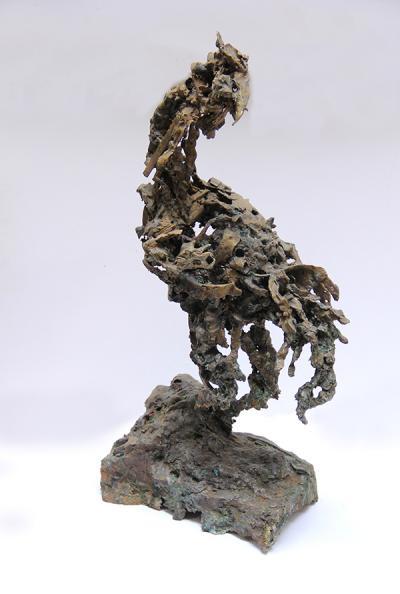 Untitled, A3, bronze