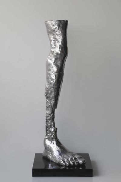 Steps, 2016 , Aluminium, 52 x 9 x 21 cm
