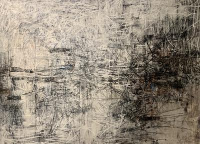 nothing and everything, 150x200cm