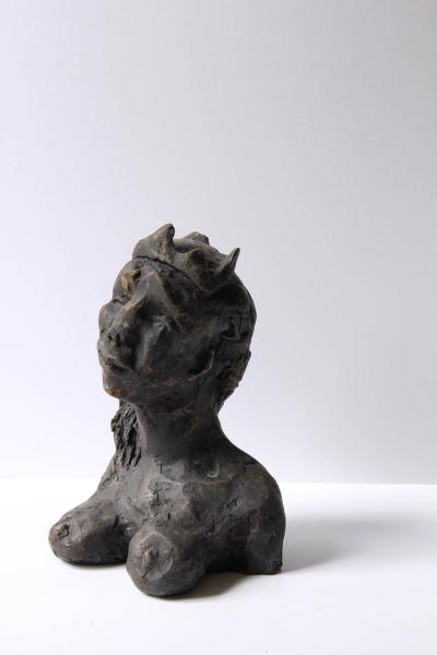 untitled 1, 2012, bronze, 2/6