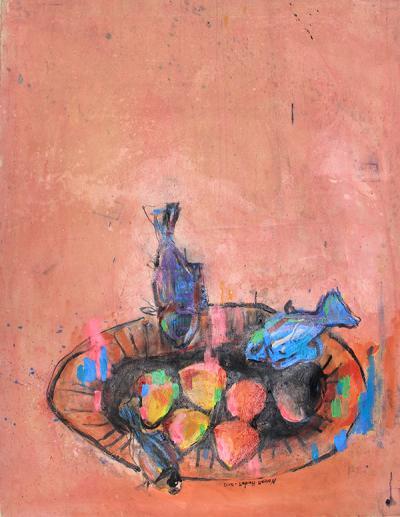 untitled 13, 2013, acrylic on canvas, 100x80cm