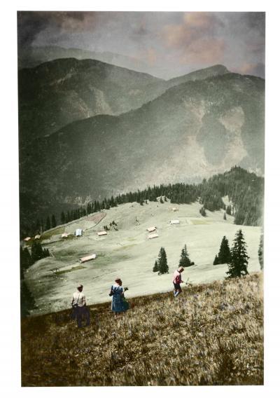 Untitled 28, 2018, Print on cotton paper 1/5 , 80 x 53 cm