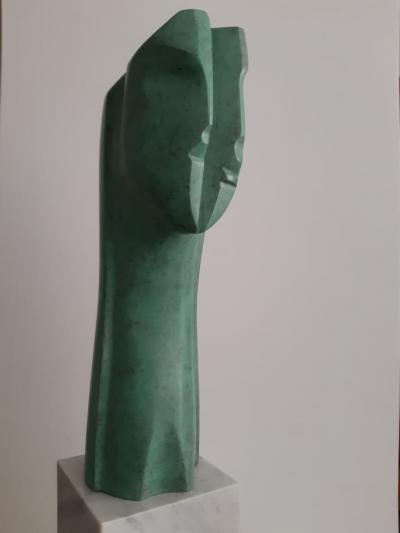 Naim Doumit, Beirut, Bronze, 50 cm