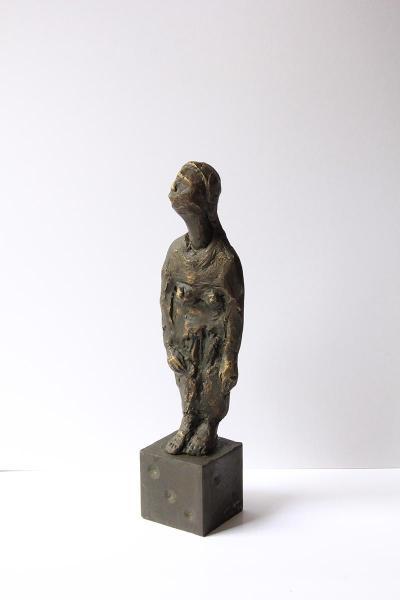 untitled 2, 2014, bronze, 1/6